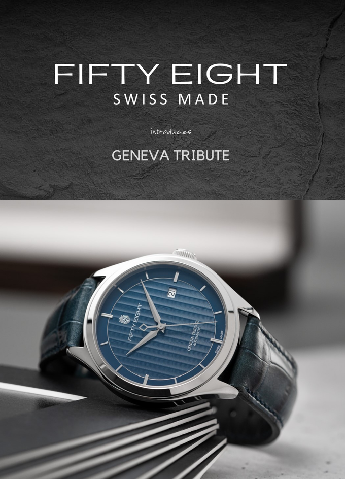 fifty eight watches
