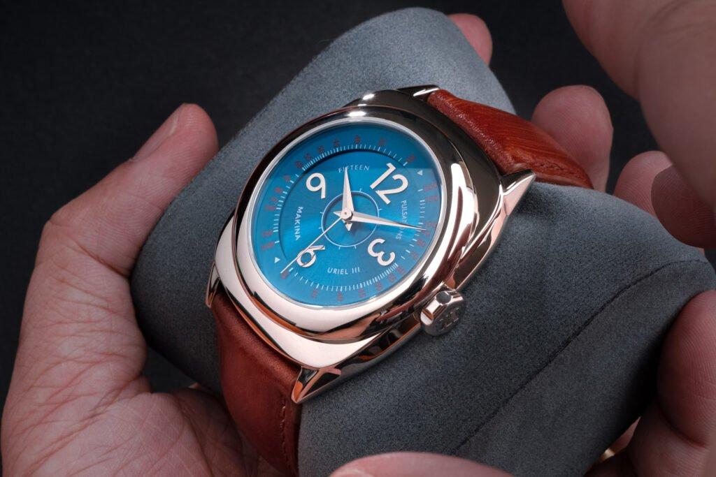 makina watches dress watch
