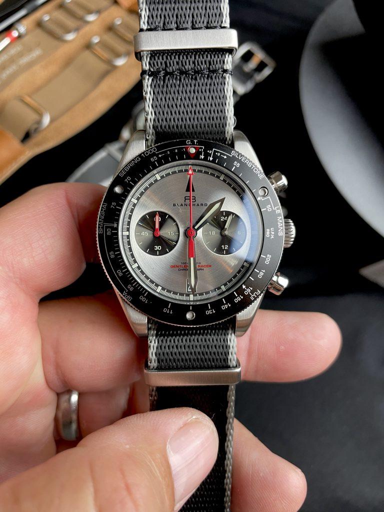 blanchard watches microbrand