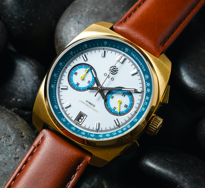oso watches microbrand