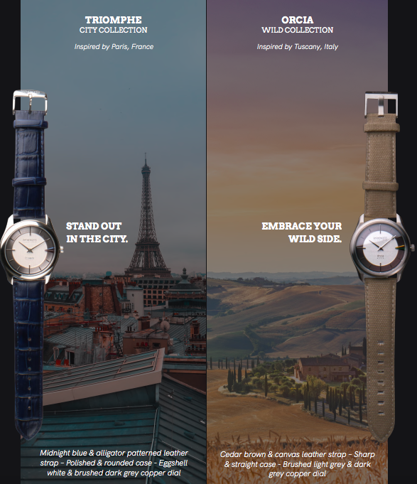 PATHENGERS WATCHES